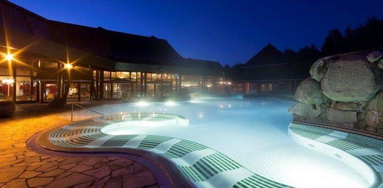 Taunus Therme + Übernachtung in Hotel nach Wahl ab 59€