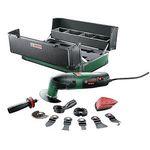 BOSCH PMF 220 CE Multifunktionswerkzeug Toolbox für 111€ (statt 155€)