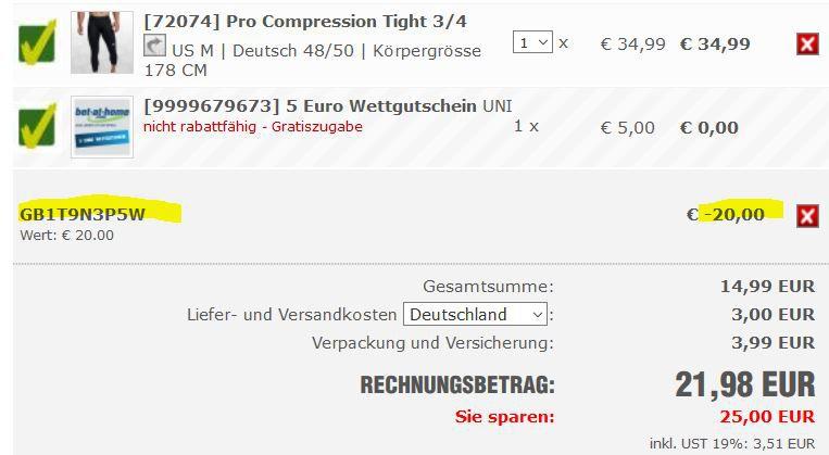 SC24.com:  20€ Gutschein ohne MBW
