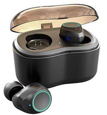 Antimi Bluetooth 5.0 In Ear Kopfhörer inkl. Ladestation für 29,99€ (statt 50€)
