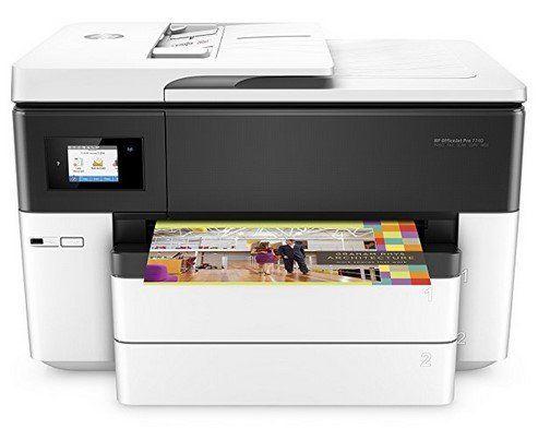 HP OfficeJet Pro 7740 Tintenstrahl Multifunktionsdrucker (bis A3) für 186,96€ (statt 219€)