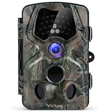 Victure HC400   Wildkamera mit FullHD & 120° Weitwinkel für 54,99€ (statt 70€)