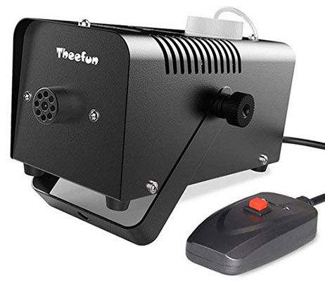 Theefun TFM01   400W Mini Nebelmaschine für 28,77€ (statt 36€)