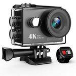 DBPOWER DB0918 – 4K Action Cam mit WLAN & Funkauslöser für 39,99€ (statt 50€)