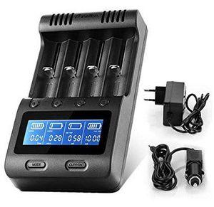 Zanflare C4    Batterieladegerät für 18,19€   Prime