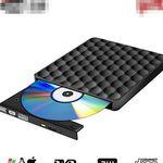 PIAEK KJ3 – Externes USB 3.0 CD/DVD Laufwerk & DVD-Brenner für 13,79€ (statt 23€)