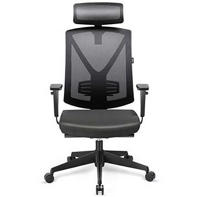 INTEY YZ3   Ergonomischer Bürostuhl für 144,99€ (statt 175€)
