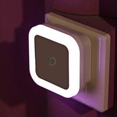 LED Steckdosen Nachtlicht für 0,87€