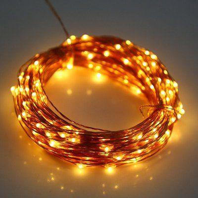 5m Deko LED Streifen mit 50 LEDs für 0,88€