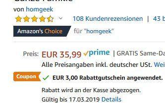 Homgeek Munddusche mit 10 stufenlosen Wasserdruckeinstellungen für 23,99€ (statt 36€)