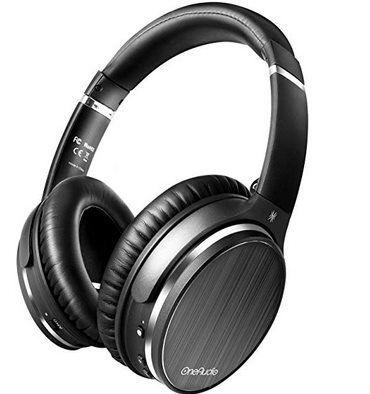 OneAudio A3  BT Over Ear Kopfhörer mit Mikrofon & Rauschunterdrückung für 27,59€ (statt 46€)