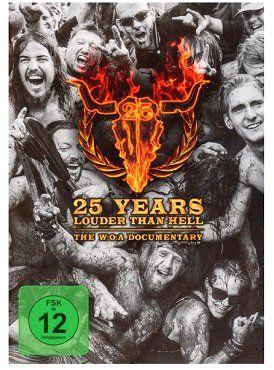 25 Years Louder Than Hell The W:O:A Documentary als DVD für 5€ (statt 11€)