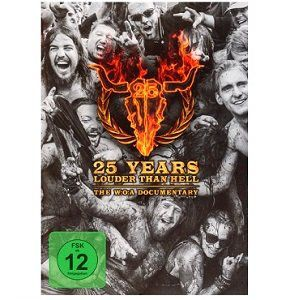 25 Years Louder Than Hell The W:O:A Documentary als DVD für 5€ (statt 11€)