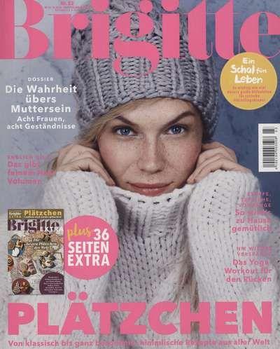 TOP! Jahresabo Brigitte für 86€ + 80€ Amazon Gutschein