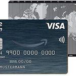 """Kostenlose Amazon Visa Karte inkl. 70€ Startguthaben + bis zu 3% """"Cashback"""" für Primer"""