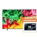 Philips 43″ 4K UHD Smart-TV 43PUS6703 mit Ambilight für 399€ + dazu 40€ Saturn-Gutschein (statt 399€)