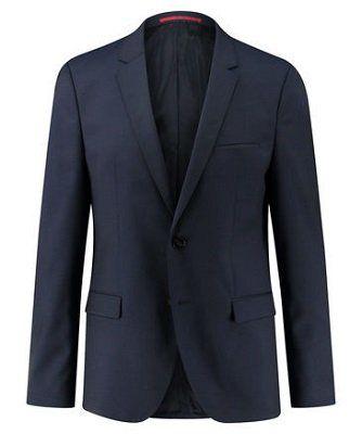 Hugo Boss Herren Sakko AlisterS (Slim Fit) in Blau für 247,20€ (statt 309€)