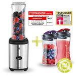 WMF KULT X Mix Go – Standmixer & Smoothie Maker inkl. 2x  300ml Trinkbehälter für 29,99€ (statt 38€)