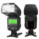 apeman Speedlite Blitzlicht-Aufsatz für verschiedene DSLR-Kameras für 29,99€ (statt 40€)