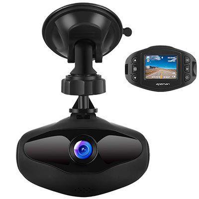 APEMAN C470   1080p Dashcam mit Sony Sensor für 20€ (statt 50€)