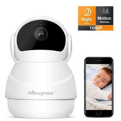 Mbuynow 1080p WLAN Kamera für 27,99€ (statt 40€)