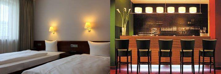 2   4 ÜN in Berlin im 3 Sternehotel inkl. Begrüßungsgetränk, Frühstück und Touristensteuer ab 69€ p.P.