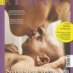 """Jahresabo der Zeitschrift """"Eltern"""" für 54€ inkl. 25€ Gutschein"""