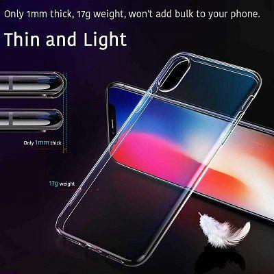 ESR TPU Schutzhülle für iPhone XS/X für 8,79€