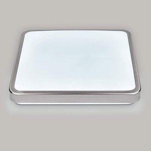 Eckige LED Deckenleuchten (277x227x86mm) in Kalt  oder Warmweiß für je 18,19€