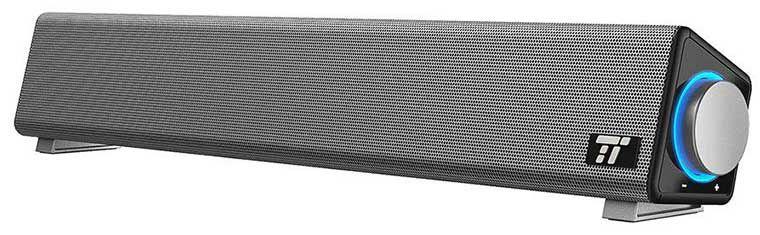 TaoTronics TT SK018   Mini Soundbar für 24,99€ (statt 40€)