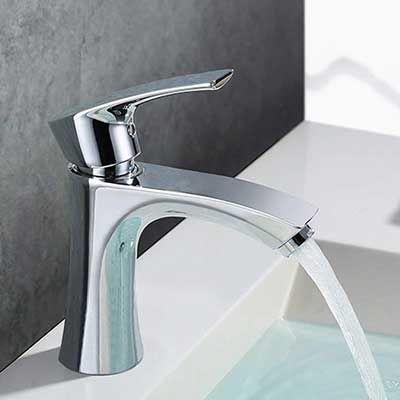 Homelody XPM010DE   verchromter Wasserhahn für 23,99€ (statt 39€)