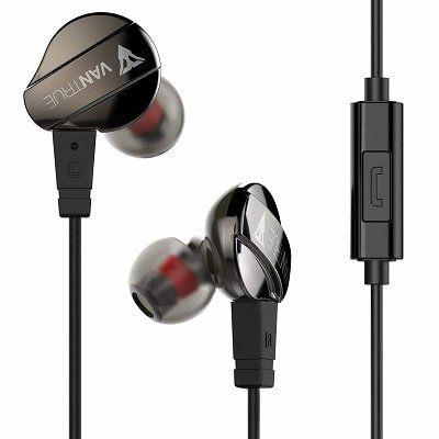 Vantrue E1 In Ear Stereo Kopfhörer für 9,99€ (statt 20€)