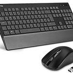 VICTSING kabellose Tastatur + Maus im Set für 16,99€ (statt 25€)