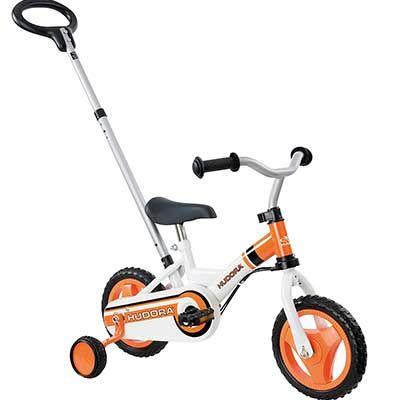 Top! HUDORA Kinderfahrrad RS 1 3.0 in Orange für 60€ (statt 110€)