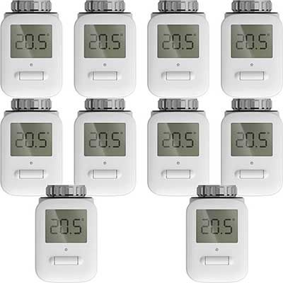 10er Pack: Telekom Smart Home Heizkörperthermostat für 299€ (statt ~399€)