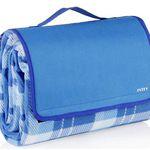 Wärmeisolierende Picknickdecke (200x175cm) mit Fleeceoberfläche für 14,99€ (statt 25€)