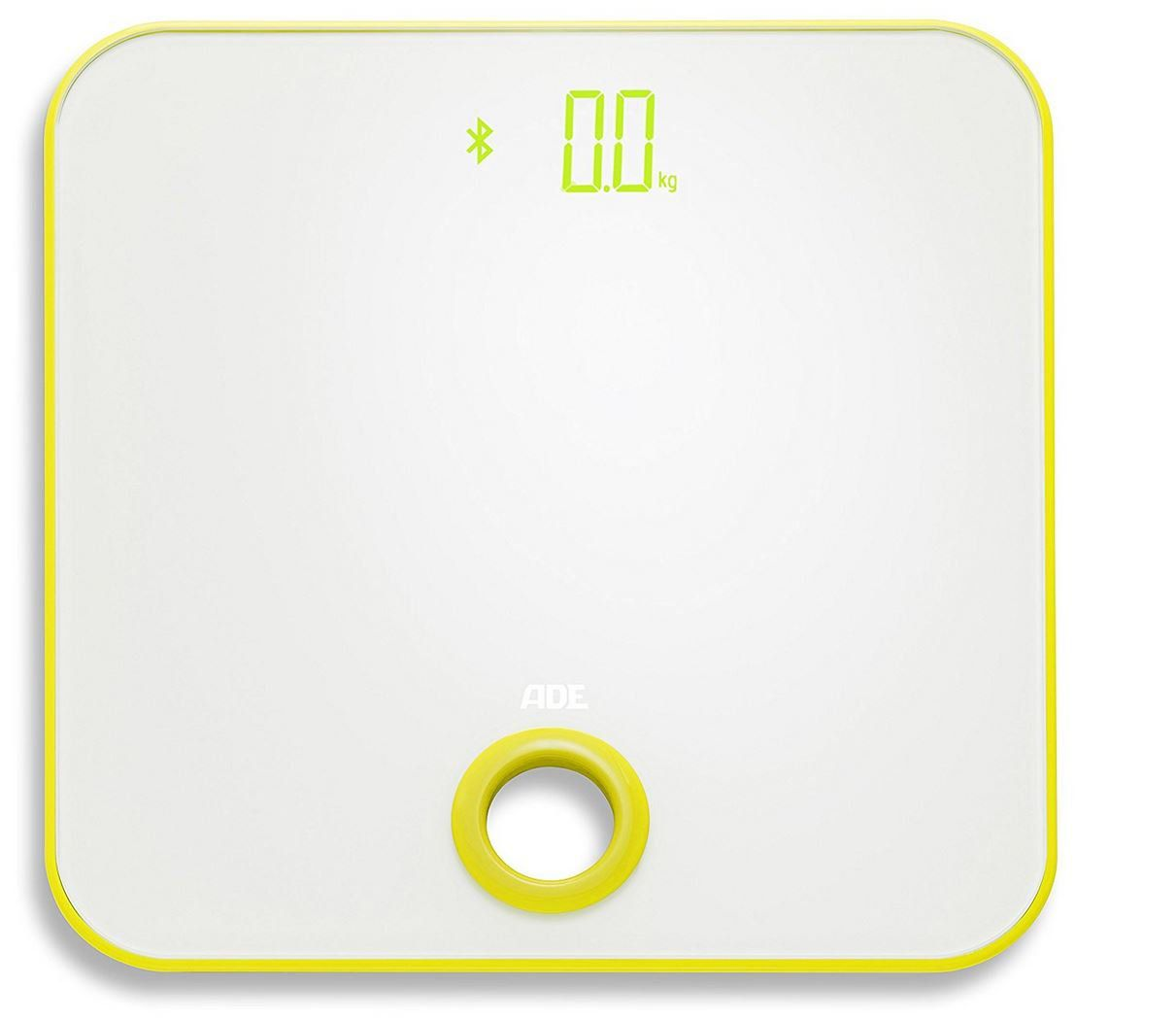 ADE BE 1614 FITvigo digitale Smart BT Personenwaage für 14,99€ (statt 54€)
