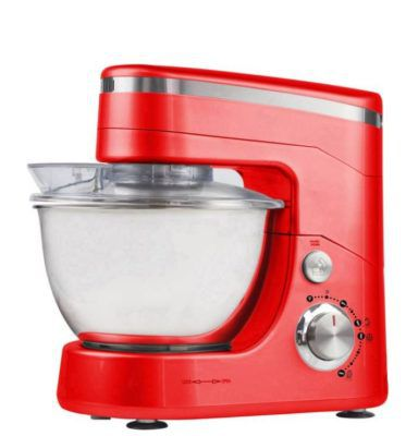 AFK PKM 1400.5 Küchen Knetmaschine mit 800 W + Zubehör für nur 55,99€ (statt 80€)