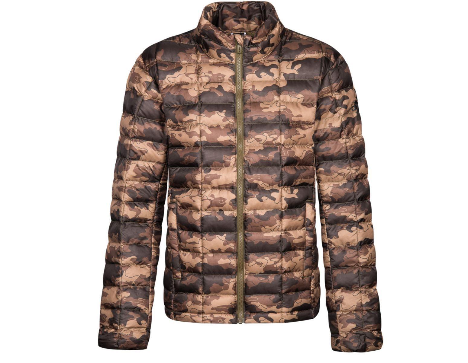 Adidas Nuvic Light Camouflage coole Herren Jacke für 54,99