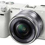 SONY Alpha 6000 LH Systemkamera Kit inkl. SEL-P1650 Objektiv für 444€ (statt 549€)