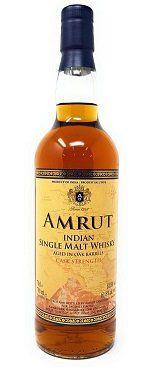 Amrut Indian Cask Strength Single Malt Whisky mit 61,8% für 43,95€ (statt 50€)