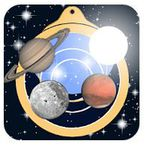 Astrolapp Live Planeten  und Sternkarte (Android) gratis statt 1,99€