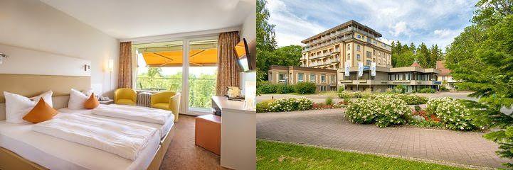 2 ÜN im 3* Hotel in Bad Dürrheim im Schwarzwald inkl. Frühstück, Massage, Thermeneintritt & mehr ab 99€ p.P.