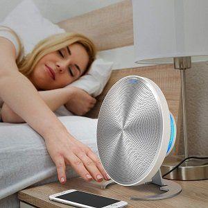 iClever IC BTS09 Premium Bluetooth Lautsprecher mit Hintergrundbeleuchtung für 29,99€ (statt 80€)