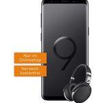 Samsung Galaxy S9+ inkl. Sennheiser HD 4.50 für 4,99€ + o2 Free M Boost mit 20GB LTE für 34,99€ mtl.