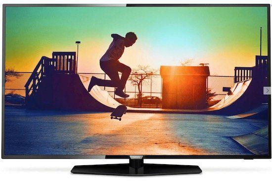 Philips 50PUS6162   50 Zoll UHD Fernseher mit Triple Tuner für 349€ (statt 439€)