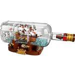 LEGO Ideas Schiff in der Flasche für 59,99€ (statt 69€)