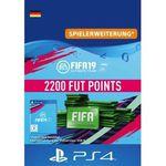500 FIFA 19 Ultimate Team Points für 4,49€ – 1.600 Punkte für 13,49€ oder 2.200 Punkte für 17,99€