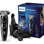 Philips S9531/26 Rasierer Series 9000 mit V-Track-Pro-Klingen und Reinigungsstation für 122,40€ (statt 232€)