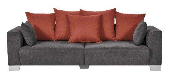 Smart Big Sofa Tonja inkl. 7 Kissen für 199,30€(statt 299€)